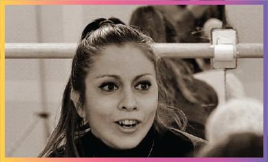 Marta Marcella, primo piano