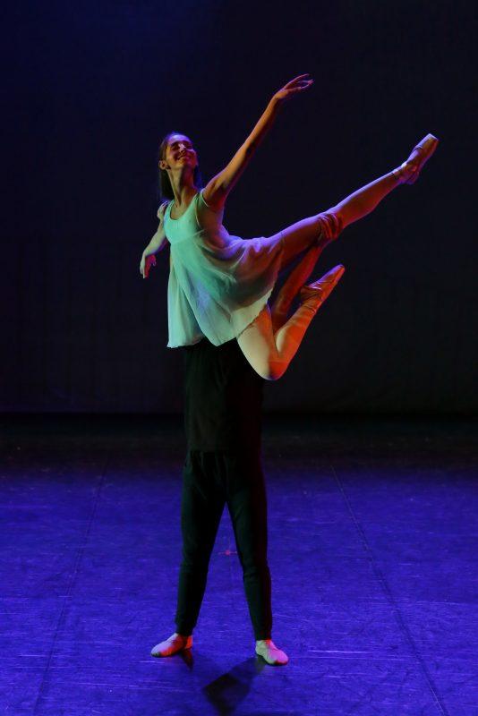 Foto di un balletto